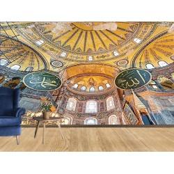 Ayasofya Camii Duvar Kumaşı