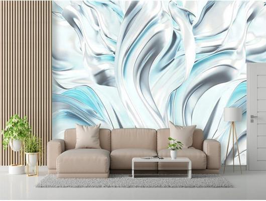 Dekoratif  Modern Duvar Kumaşı