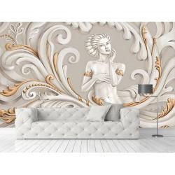 Melis görseli Duvar Kumaşı