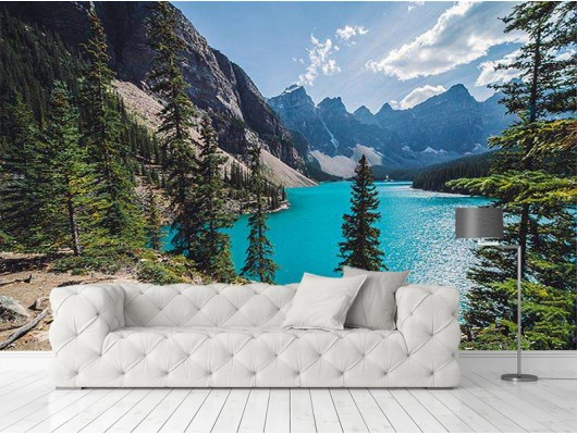 Banff Ulusal Parkı Duvar Kumaşı