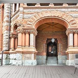 Tarihi Adliye Sarayı Duvar Kumaşı