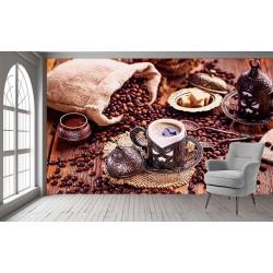 Coffee Duvar Kumaşı