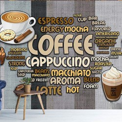 Cafe Duvar Kumaşı#2